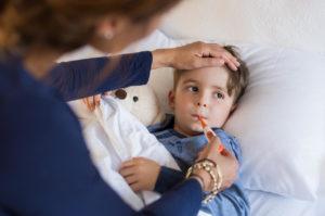 principales maladies des enfants